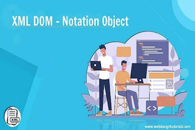 XML DOM - Notation Object