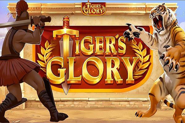 Main Gratis Slot Tiger's Glory (Quickspin)