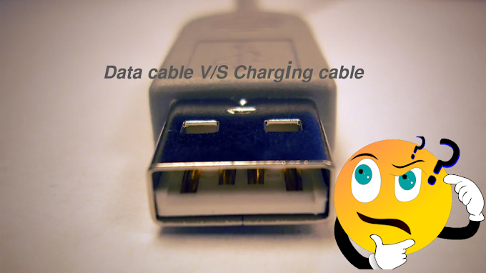 Data Cable vs Charging Cable [क्या आपको चार्जिंग और डाटा केबल मे अंतर पता है]