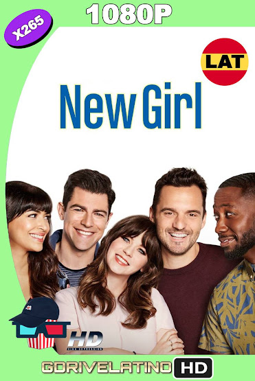 New Girl (2011-2018) Serie Completa 1080p X265 Latino-Ingles MKV