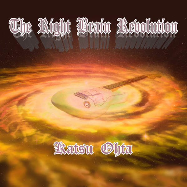 [Album] 太田カツ – The Right Brain Revolution (2015.12.16/MP3/RAR)