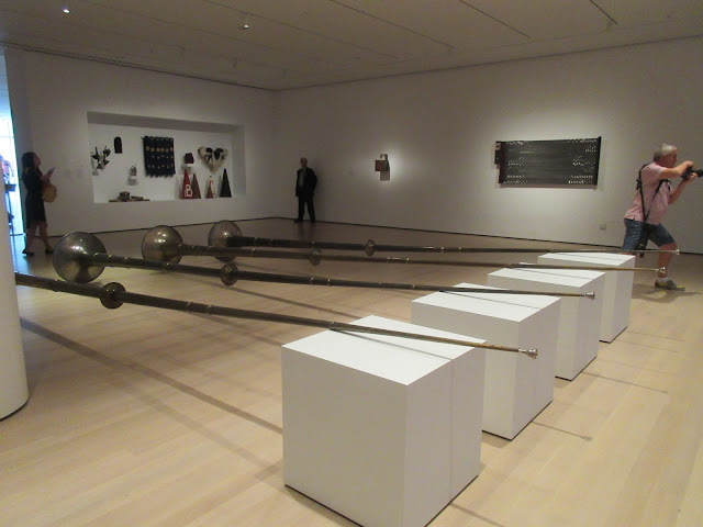 Terry Adkins, The Lone Wolf Recital Corps, MOMA, Museum of Modern Art, New York,  Elisa N, Blog de Viajes, Lifestyle, Travel