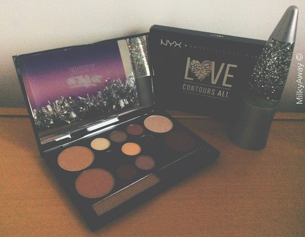 Love Contour Palette by NYX