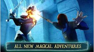 Harry Potter Hogwarts Mystery APK MOD Energy