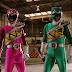 Camille Hyde e Michael Taber participaram de Power Rangers Beast Morphers