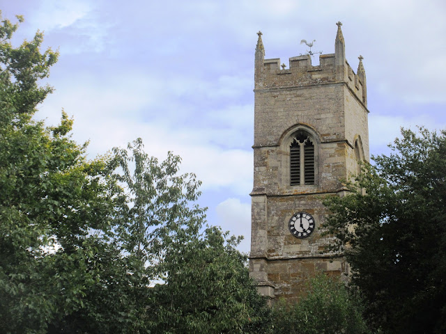 St John the Baptist, East Farndon