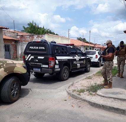 Suspeito de estuprar adolescente de 13 anos é preso em Chapadinha-MA