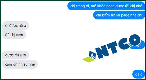 khoi phuc fanpage facebook bi khoa