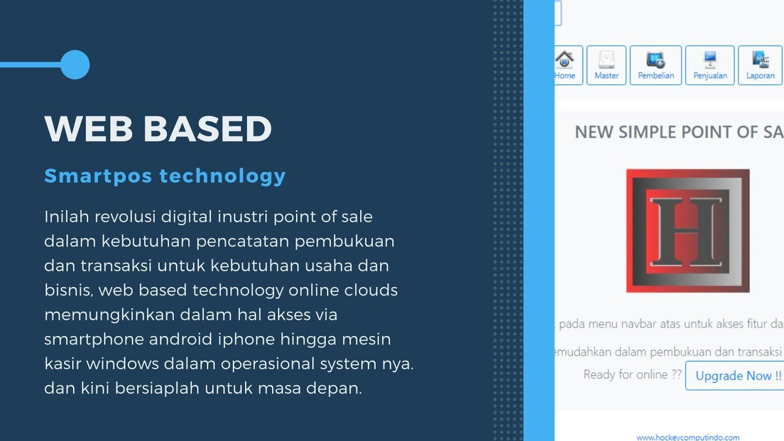 aplikasi kasir online point of sale pos
