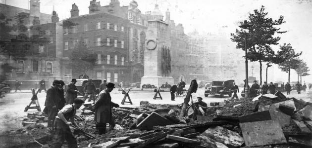 الحرب العالمية الأولى (1914-1918م(
