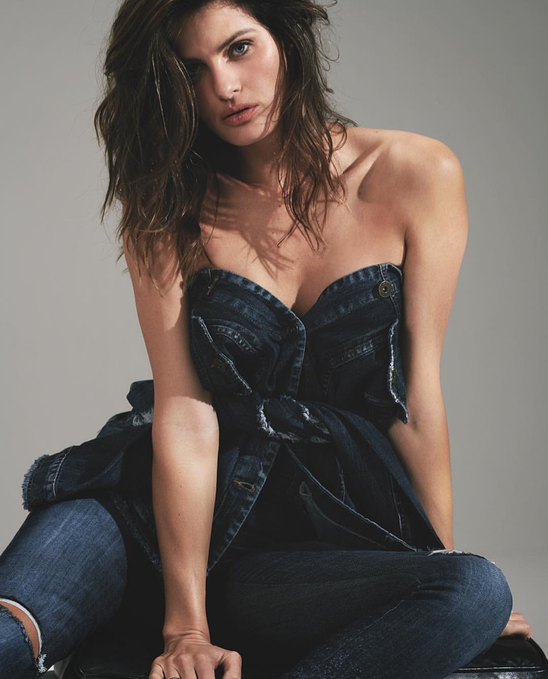 Isabeli Fontana for Colcci Denim Fall/Winter 2019