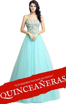 d113a6964 vestidos de 15 años baratos y bonitos