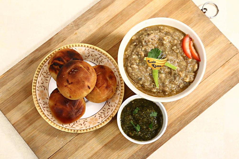 Recipe of Litti Chokha in Hindi