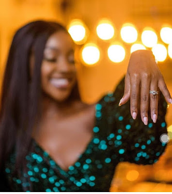 Ini and Abasi gets engaged