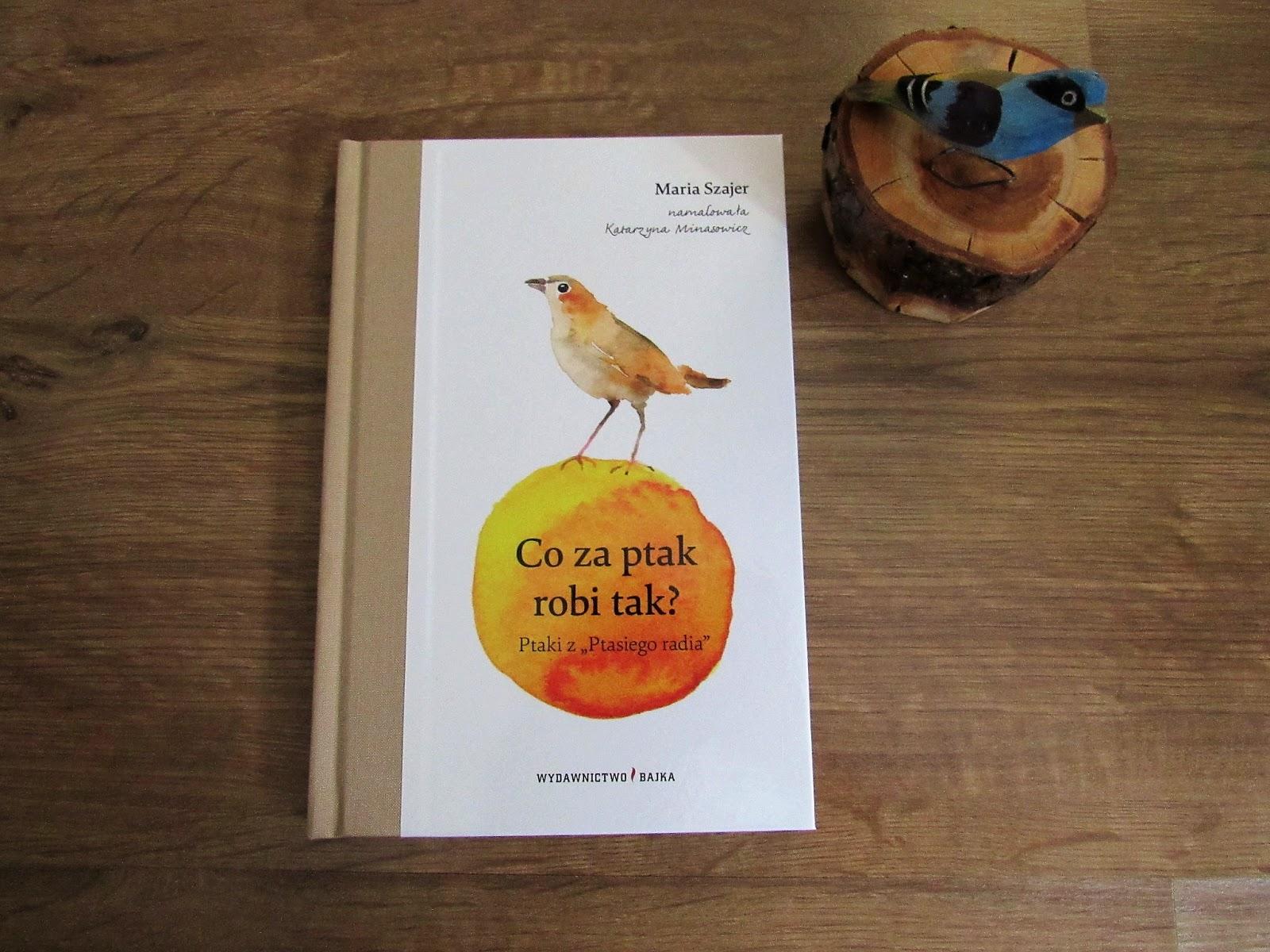Najlepsze Książki Dla Dzieci Co Za Ptak Robi Tak