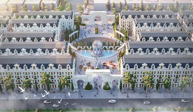 Mở bán dự án Sunshine Helios Ciputra Capital Tây Hồ Hà Nội