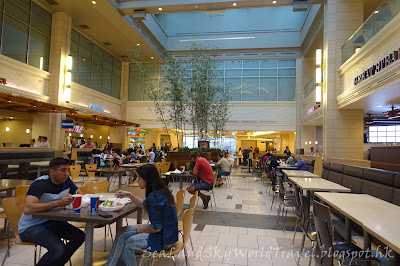 鹽湖城, 聖殿廣場, Temple Square, salt lake city, Creek Center, Food Court