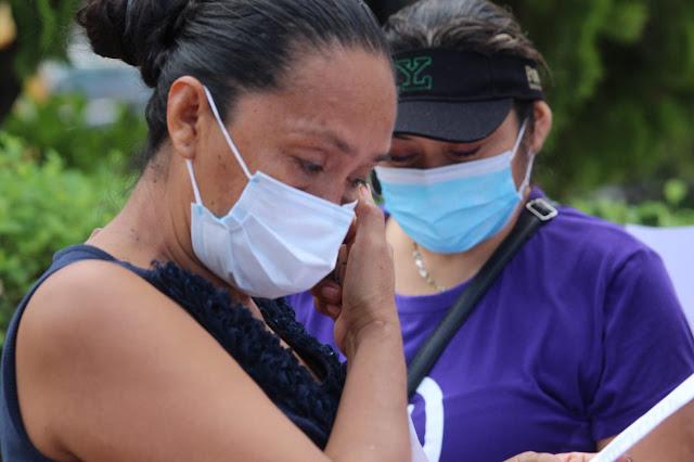 Más de mil casos de violencia de género, familiar y doméstica en Kanasín: mujeres