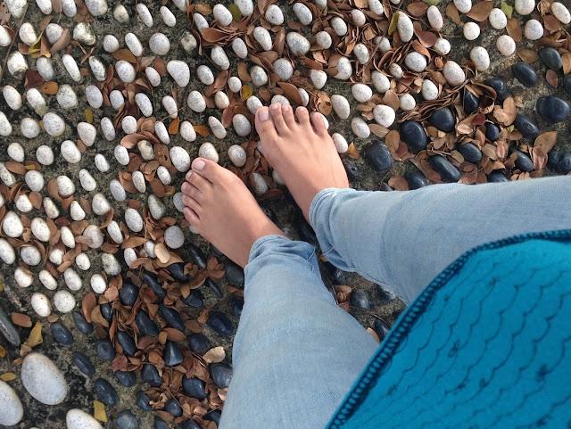 senaman kaki