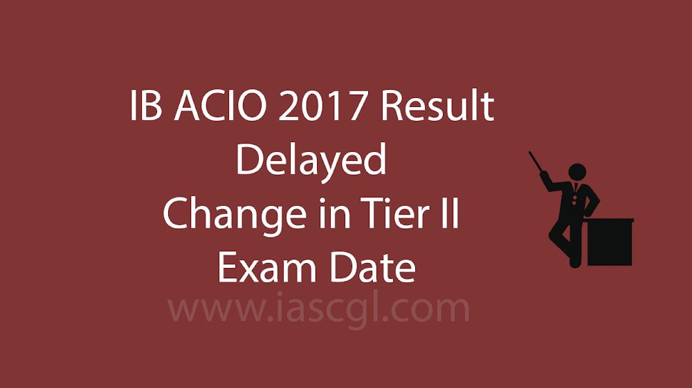 IB ACIO Result 2017