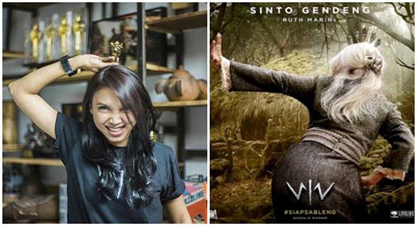 Pemeran Sinto Gendeng Di Wiro Sableng, Aslinya Ternyata Cantik Banget