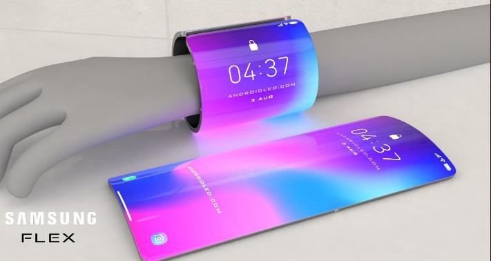 Samsung Kembali Pamerkan Smartphone Khusus Para Sultan Dengan Harga Selangit