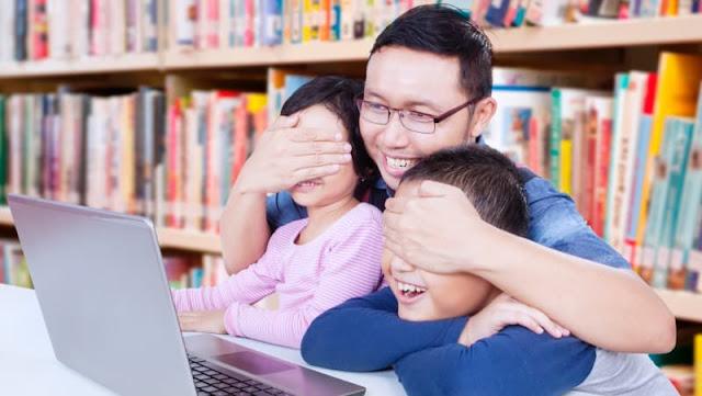 Bersihkan Anak-anak dari Adiksi Pornografi, Berikut 8 Cara yang Harus Anda Lakukan
