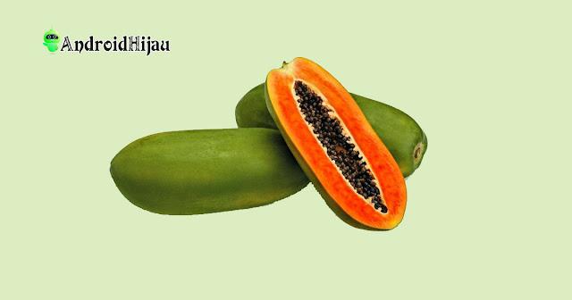 manfaat buah pepaya, khasiat buah pepaya, mengkonsumsi buah pepaya, kelebihan makan buah pepaya