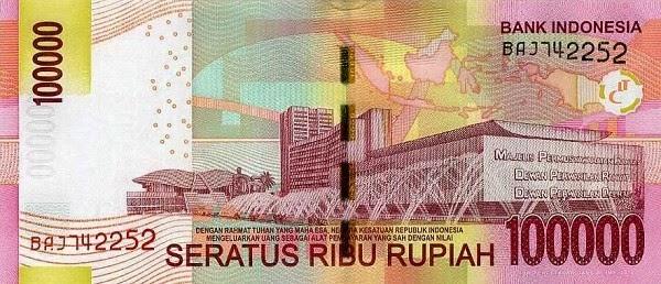 NKRI Rp 100.000