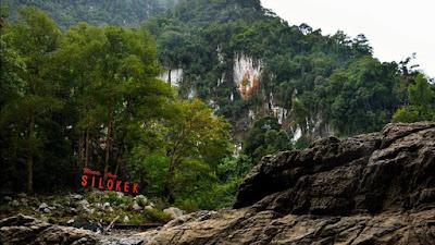 Keindahan Alam Silokek Yang Menawan Wisata Ranah Lansek Manih Kab.Sijunjung
