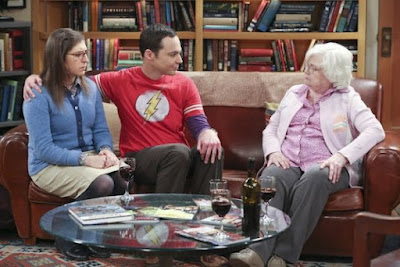 The Big Bang Theory: June Squibb