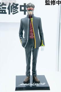 Figuras mostradas en la 59th Prize Fair - SEGA PRIZE.