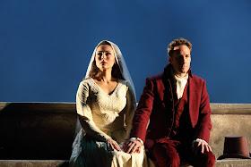 Massenet: Werther - Isabel Leonard, Jacques Imbrailo - Royal Opera (Photo: Catherine Ashmore, (C) ROH 2019)