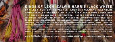 FESTIVAL ESTÉREO PICNIC 2015