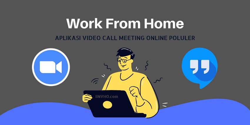 5 Aplikasi Video Call Meeting Online Paling Populer Saat Ini