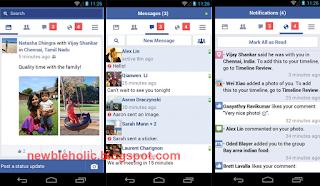 Download aplikasi Facebook Ringan Cepat dan Smooth Android