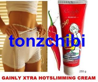 Aichun Slimming Hot Gel Cream Pembakar Lemak