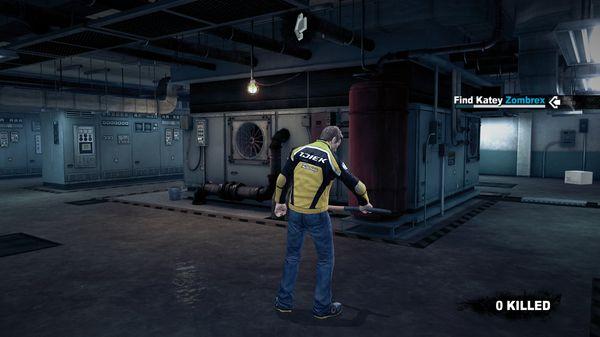 Dead Rising 2 Game Setup