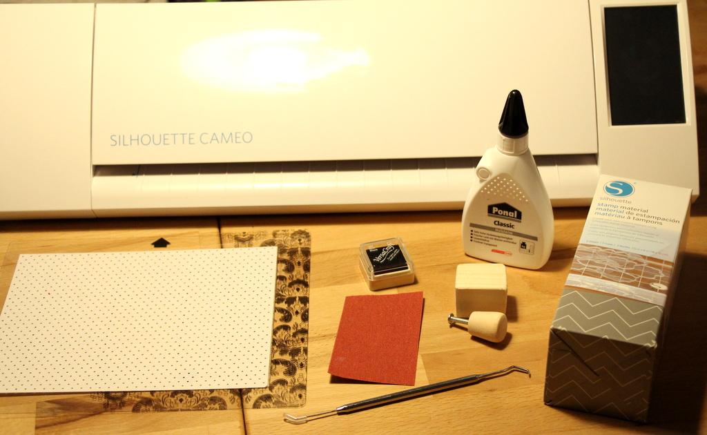 charlie made tutorial stempel mit dem plotter herstellen. Black Bedroom Furniture Sets. Home Design Ideas
