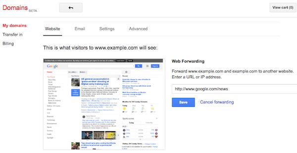 Google Domains Screenshot Generator