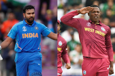 Who will win IND vs WI 1st T20I Match