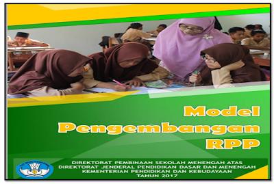 administrasi RPP kurikulum 2013 SMA