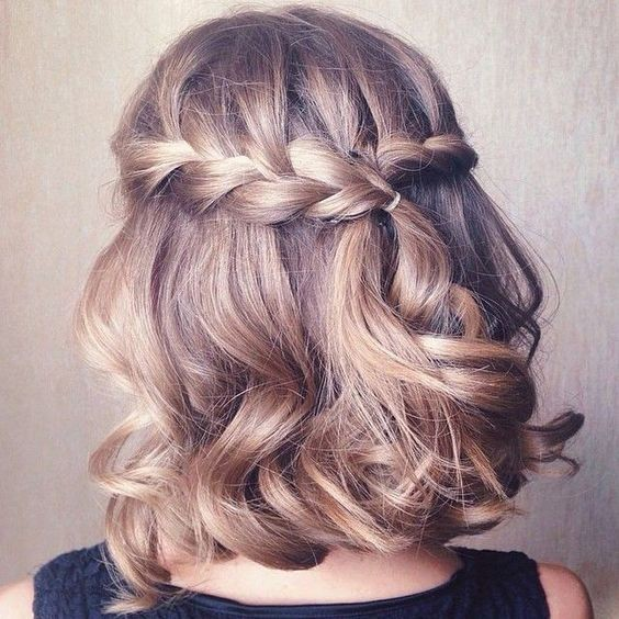 10 Braided Hairstyles For Short Hair Bling Sparkle