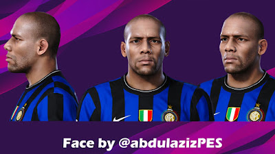 PES 2020 Faces Maicon by Abdulaziz