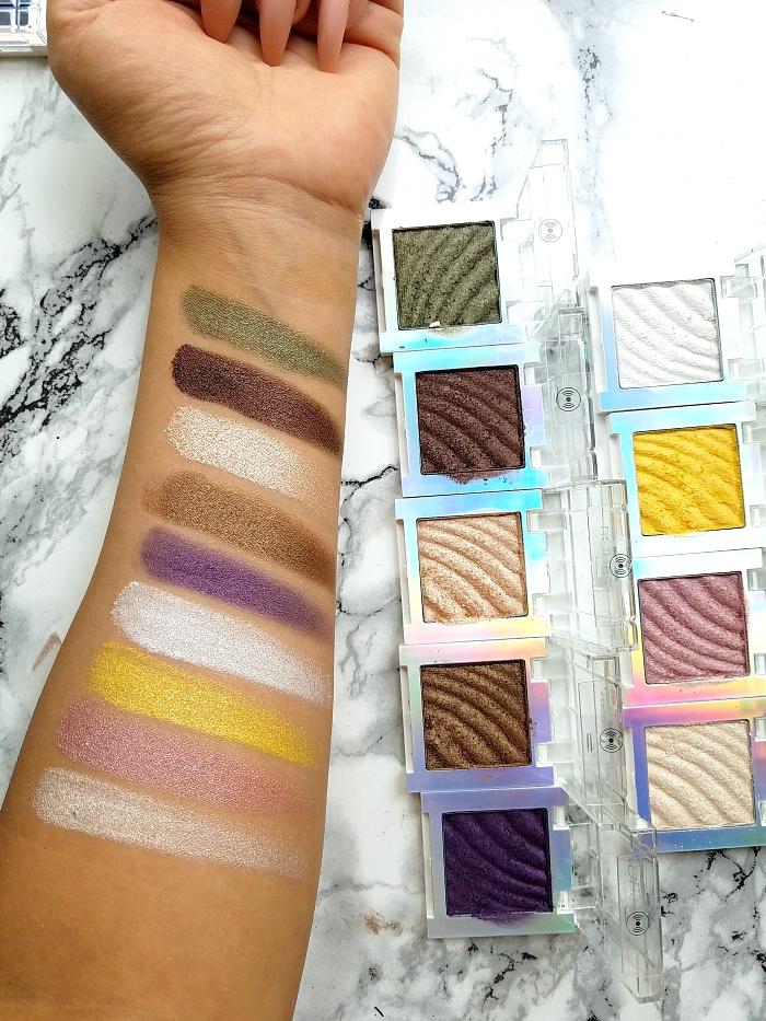 L´Oréal Paris - Color Queen Oil Mono Eyeshadow - Review & Swatches 5