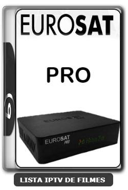 Eurosat PRO Nova Atualização Correção SKS 61w V1.37 - 24-06-2020