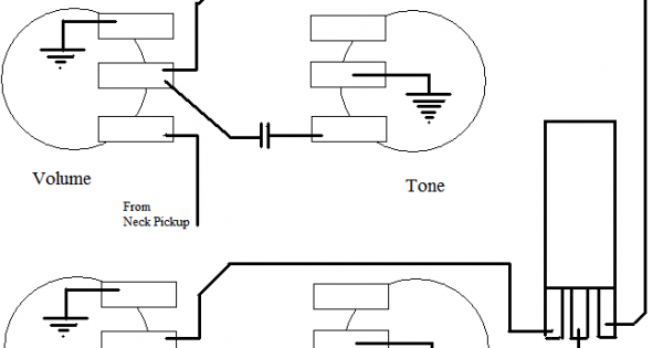 wiring diagram for 335 style guitars