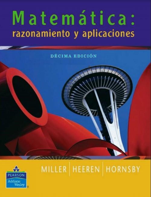Matemática Razonamiento y Aplicaciones 10 Edición  en pdf