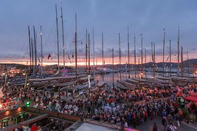 Les Voiles de Saint-Tropez, 20èmes du nom, ouvrent le ban ce lundi