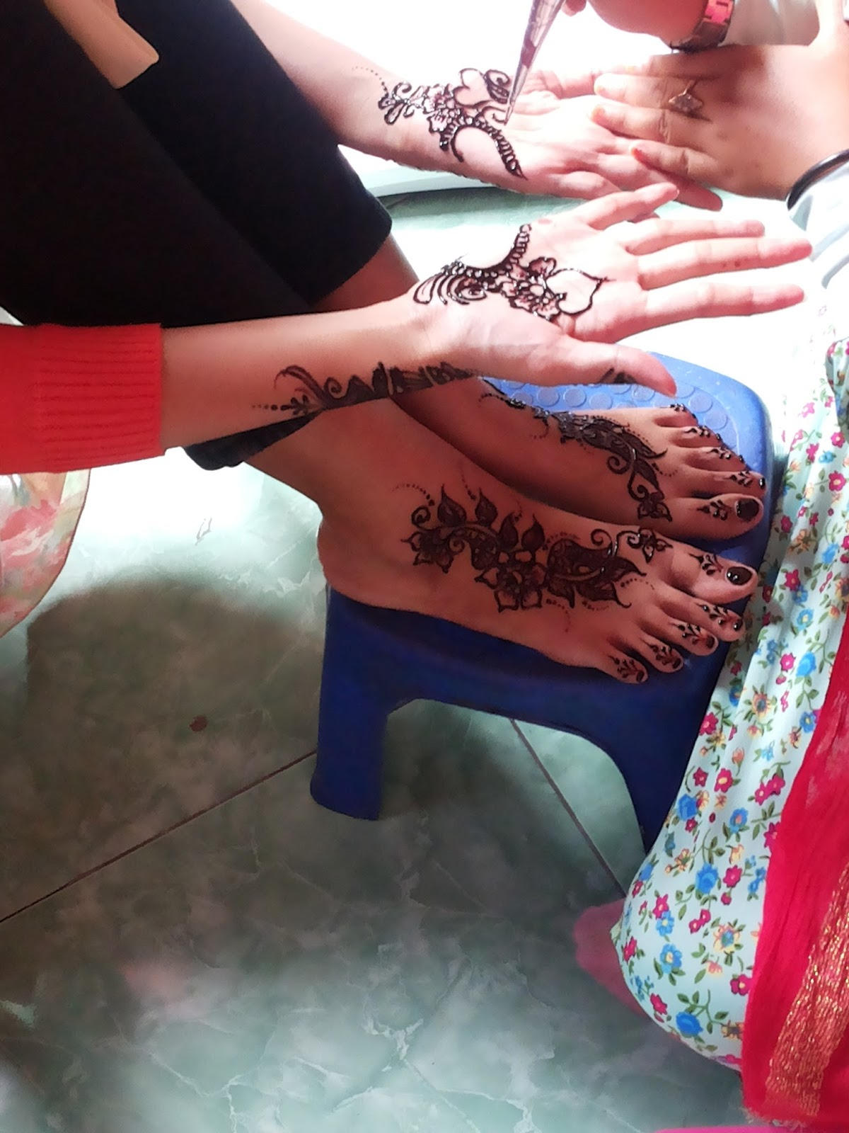 AniiztLuvyy About My H Henwedd Henna For Wedding And Honeymoon